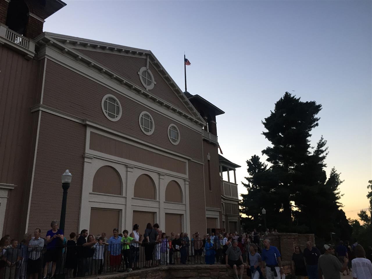 Chautauqua Auditorium, Boulder, CO