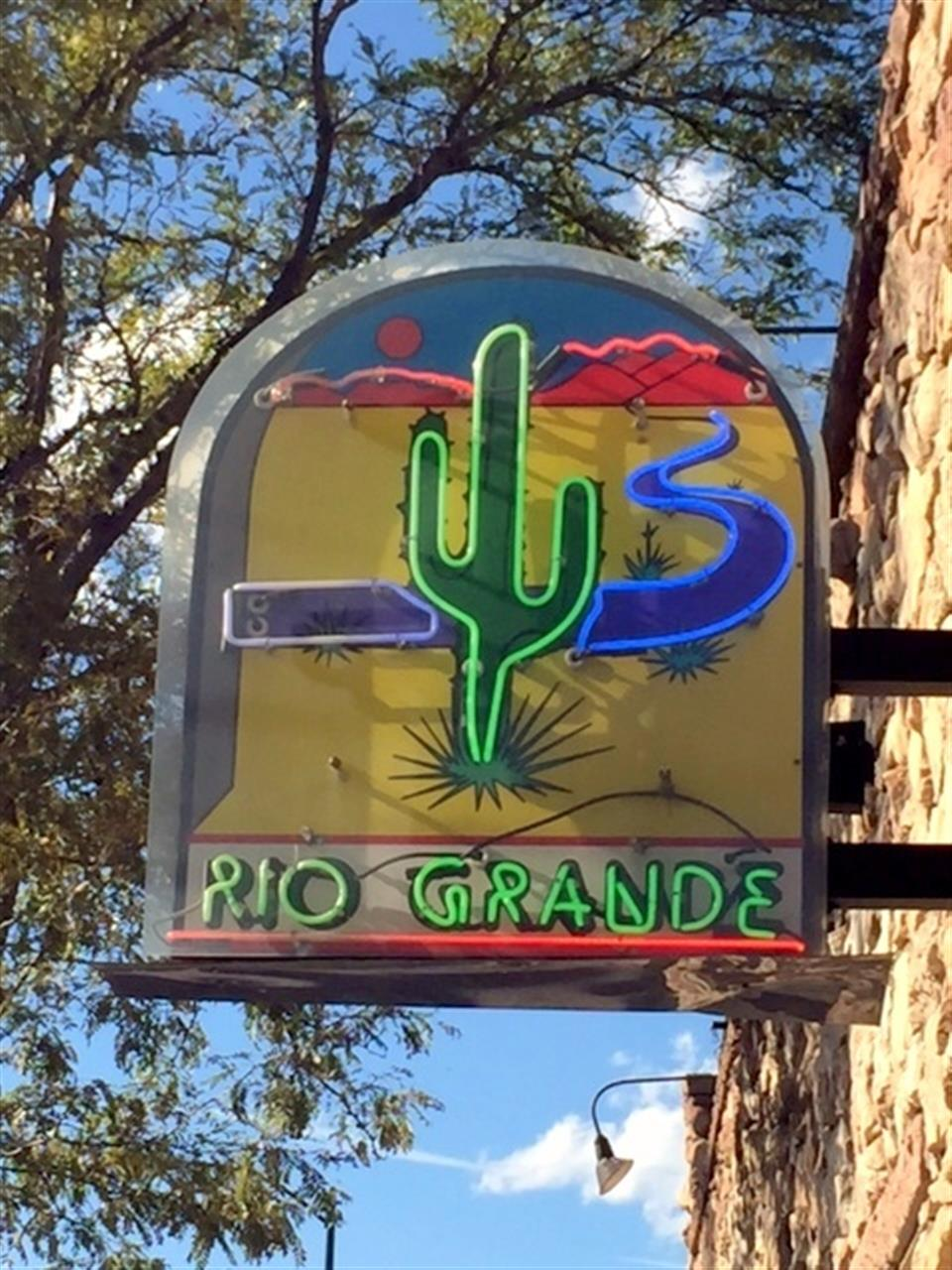 """The """"Rio"""" is a popular Mexican restaurant in Downtown Boulder"""