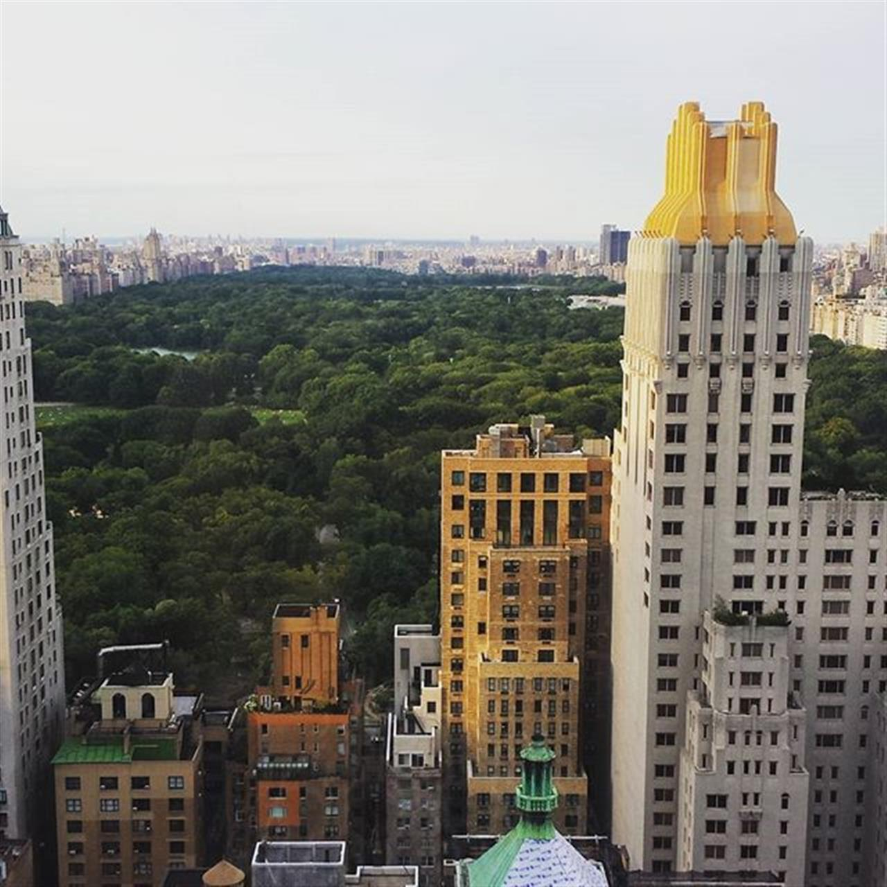 View from the Parker Meridian #centralpark #manhattan #nyc #leadingrelocal #exploreyourhood