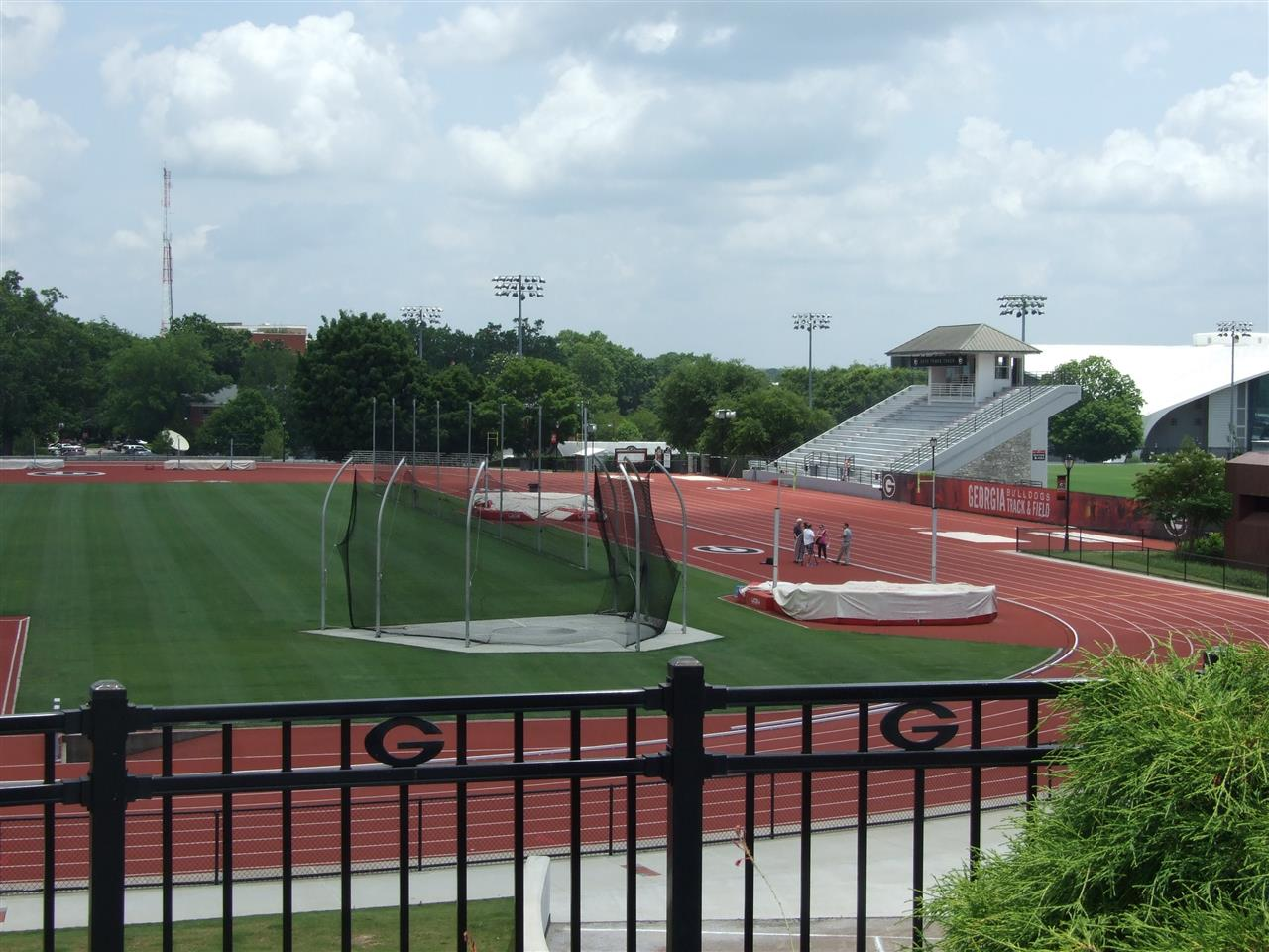 UGA Track and Field, Athens GA