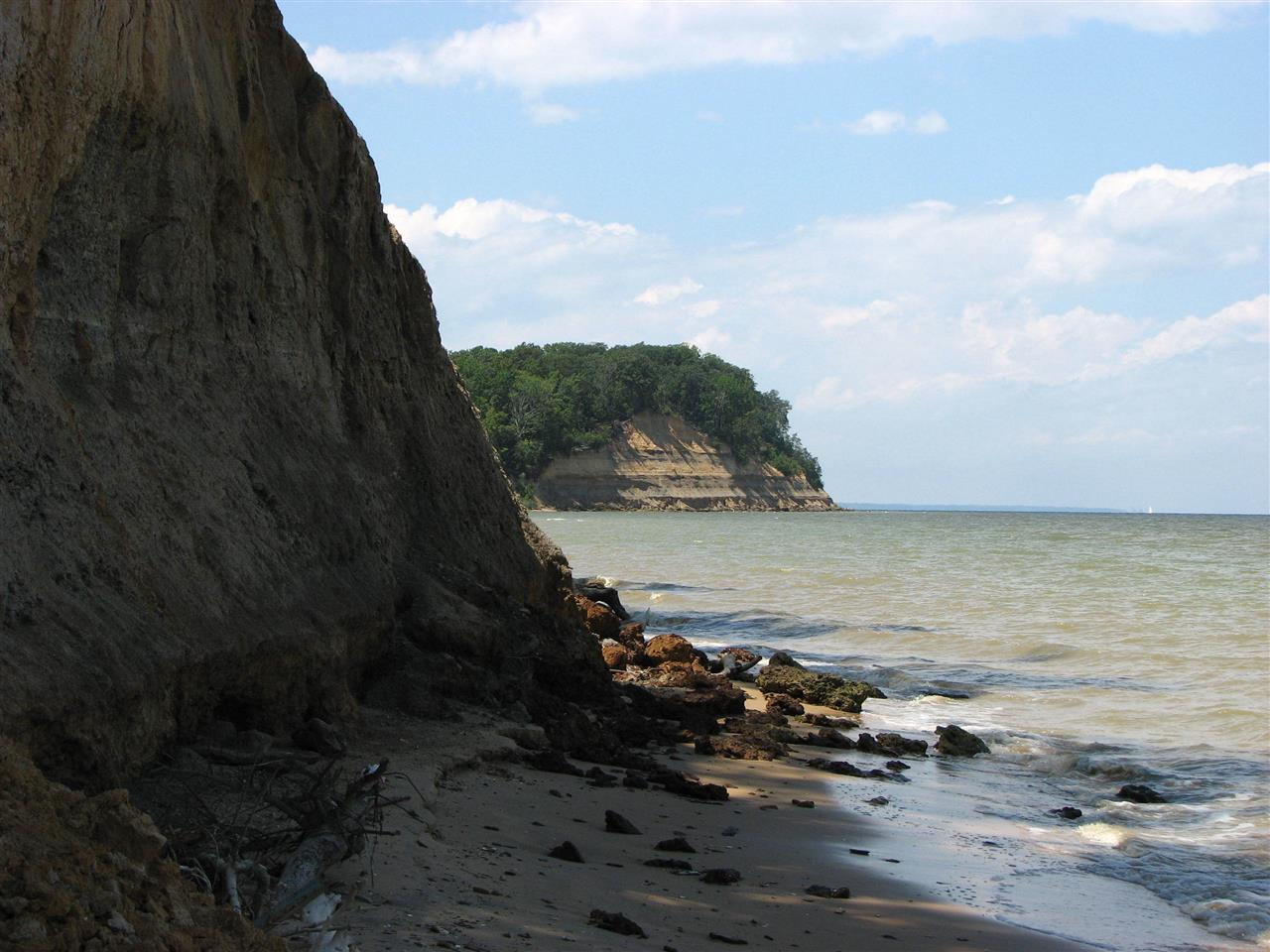 Caledon State Park King George, VA A short drive from Fredericksburg and Stafford  Experience a trail walk, a tire playground, fossils, beach and cliffs!