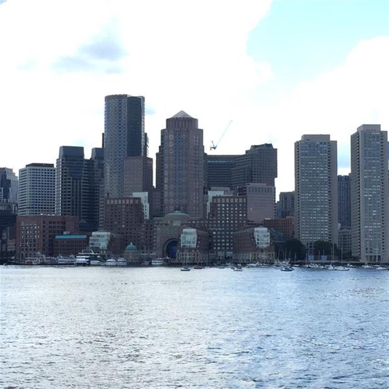 #LeadingreLocal - Boston Harbor