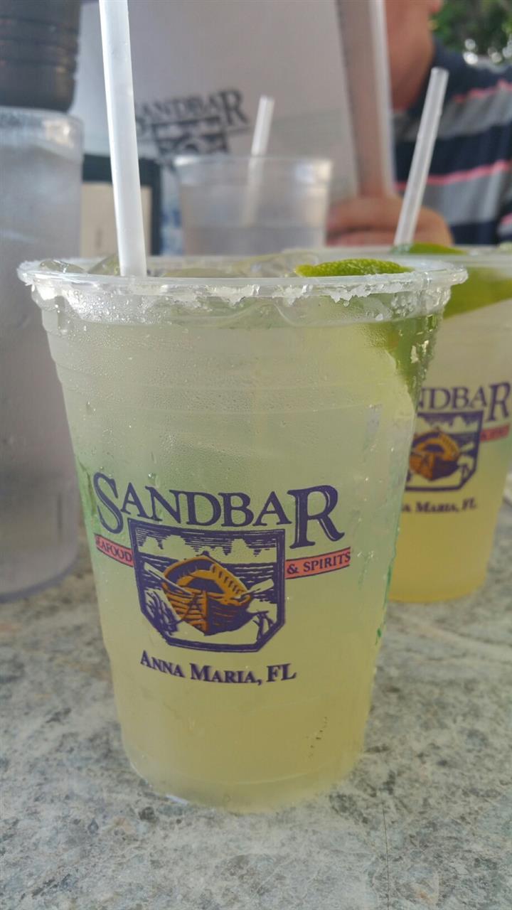 #Florida #Bradenton #SandbarRestaurant #WeSaltOurMargaritasNotOurSidewalks