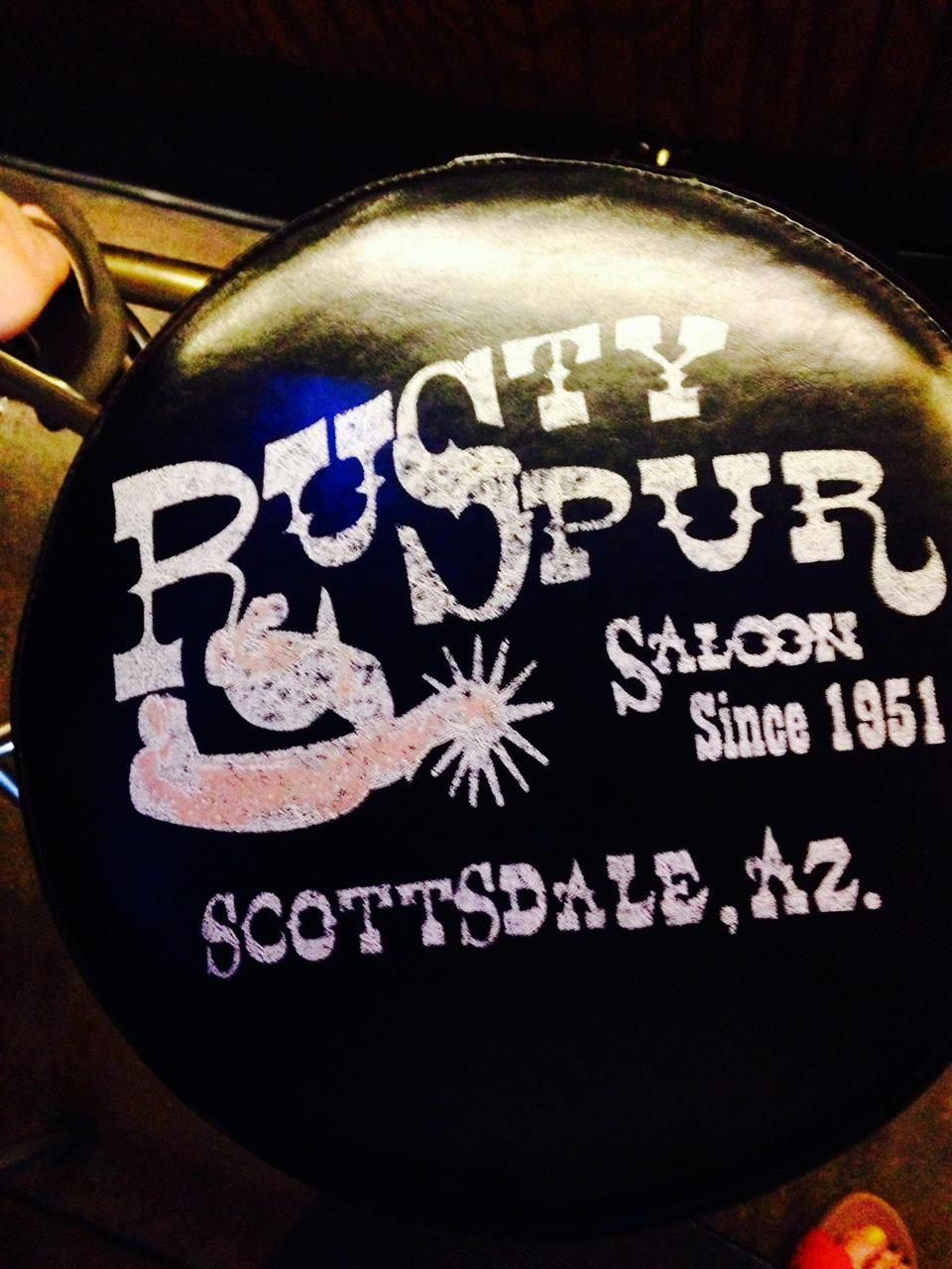 The Rusty Spur is a small quaint bar with live music in downtown Scottsdale, AZ.