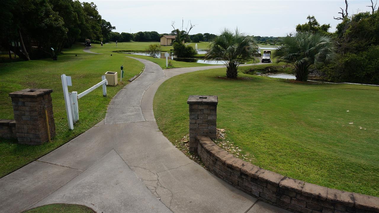 Golf Course Pine Knolls Shores