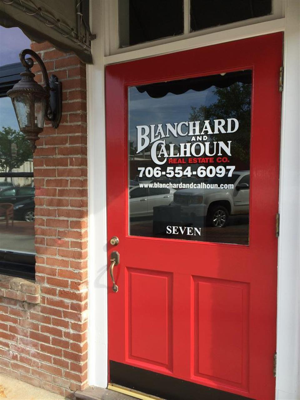 Waynesboro, GA - Blanchard and Calhoun  Real Estate Office