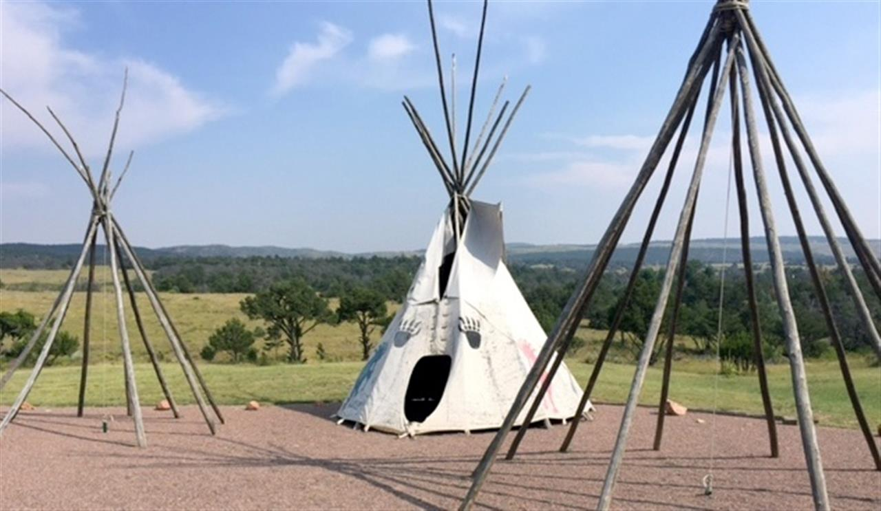 Teepees in Canon City CO