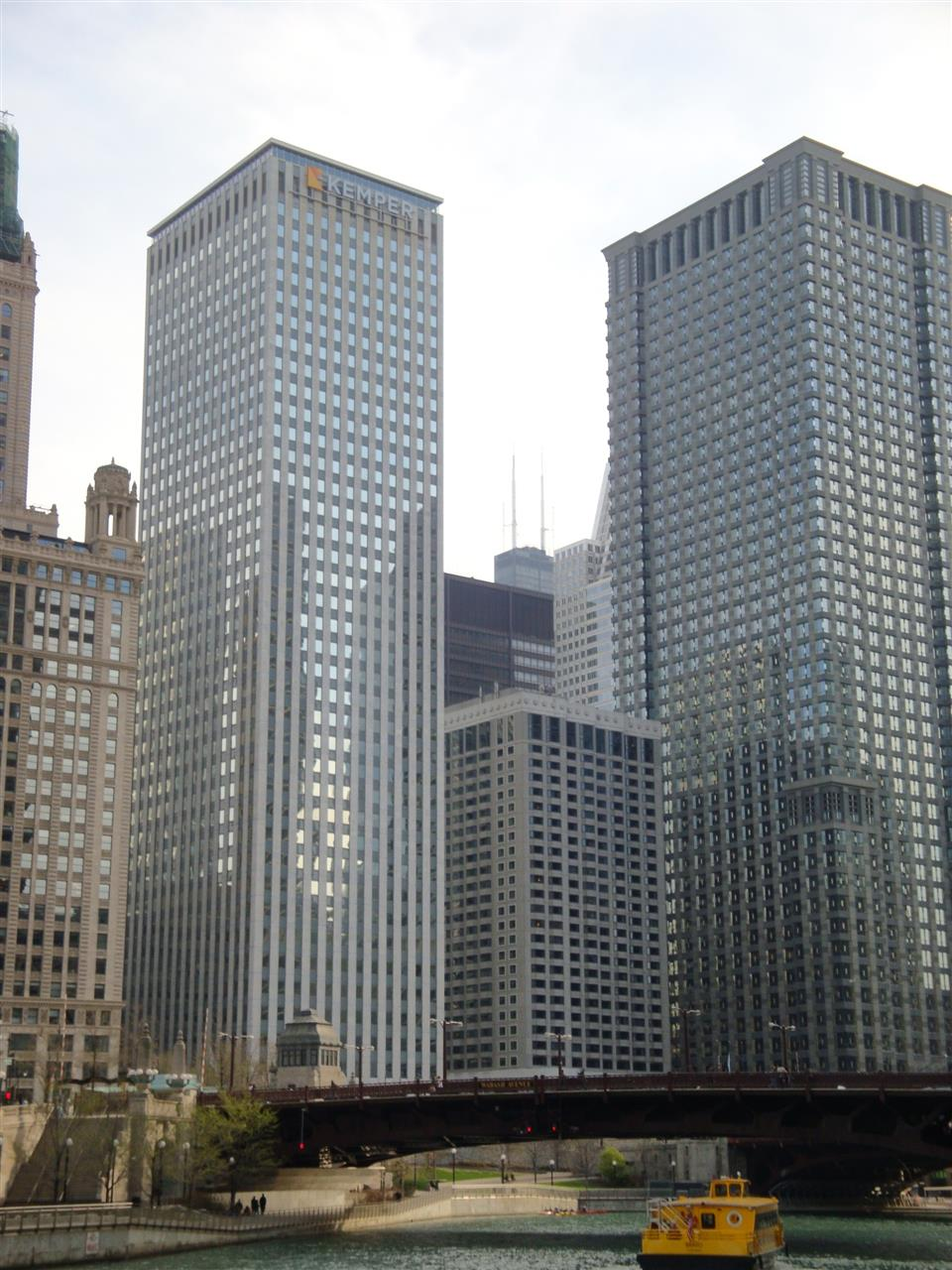 Chicago IL is a great city to photograph on foot or on boat.