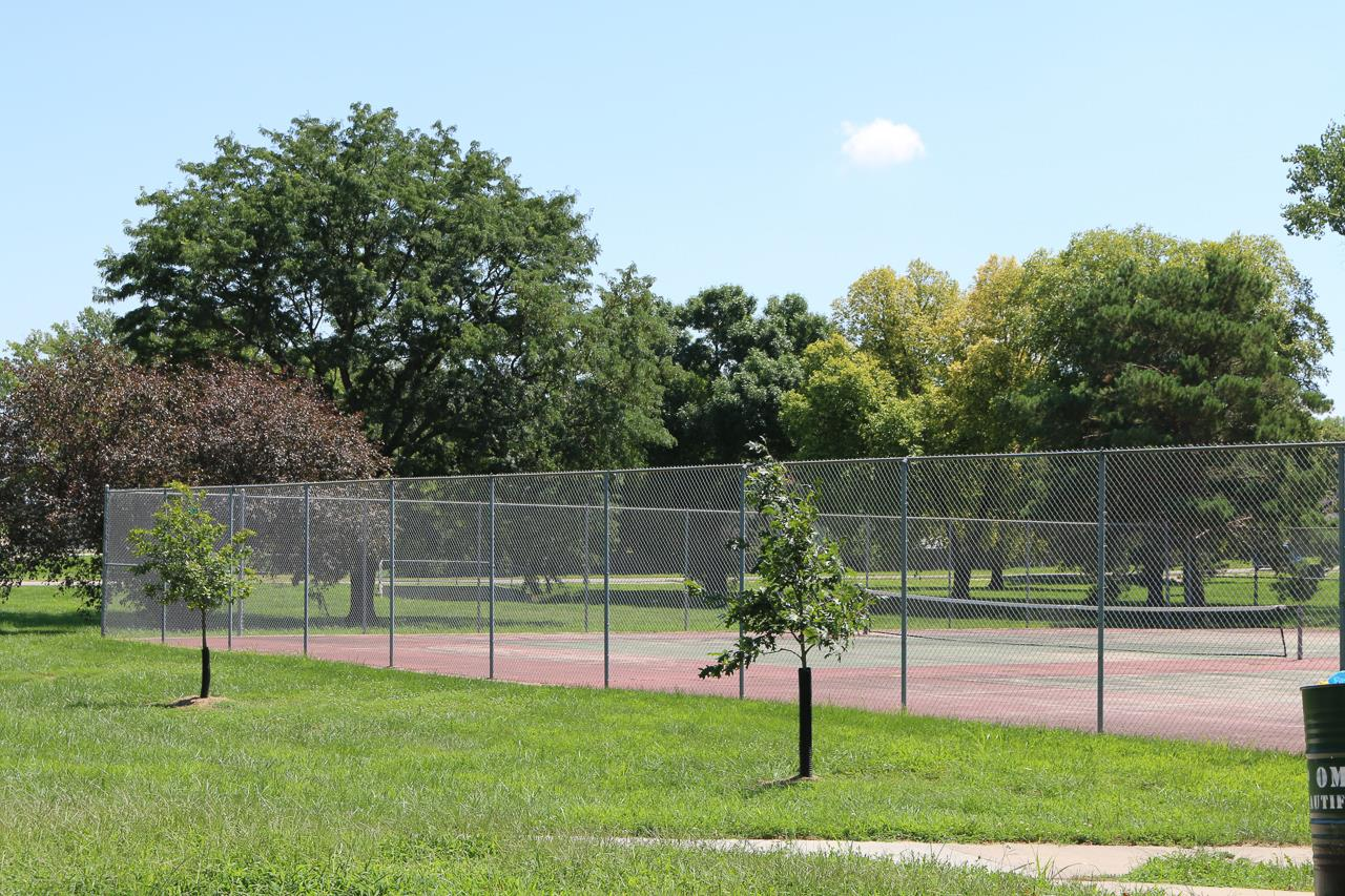 Millard Airport Tennis Courts