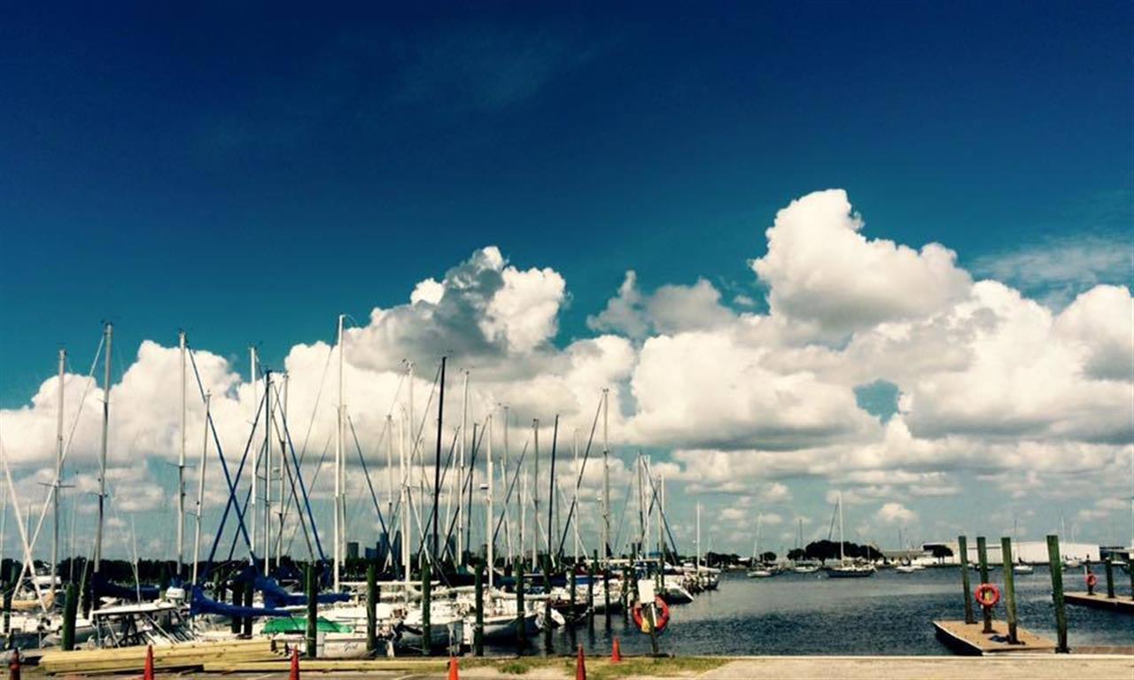 Davis Island #tampa #southtampa #davisisland #yachtclub