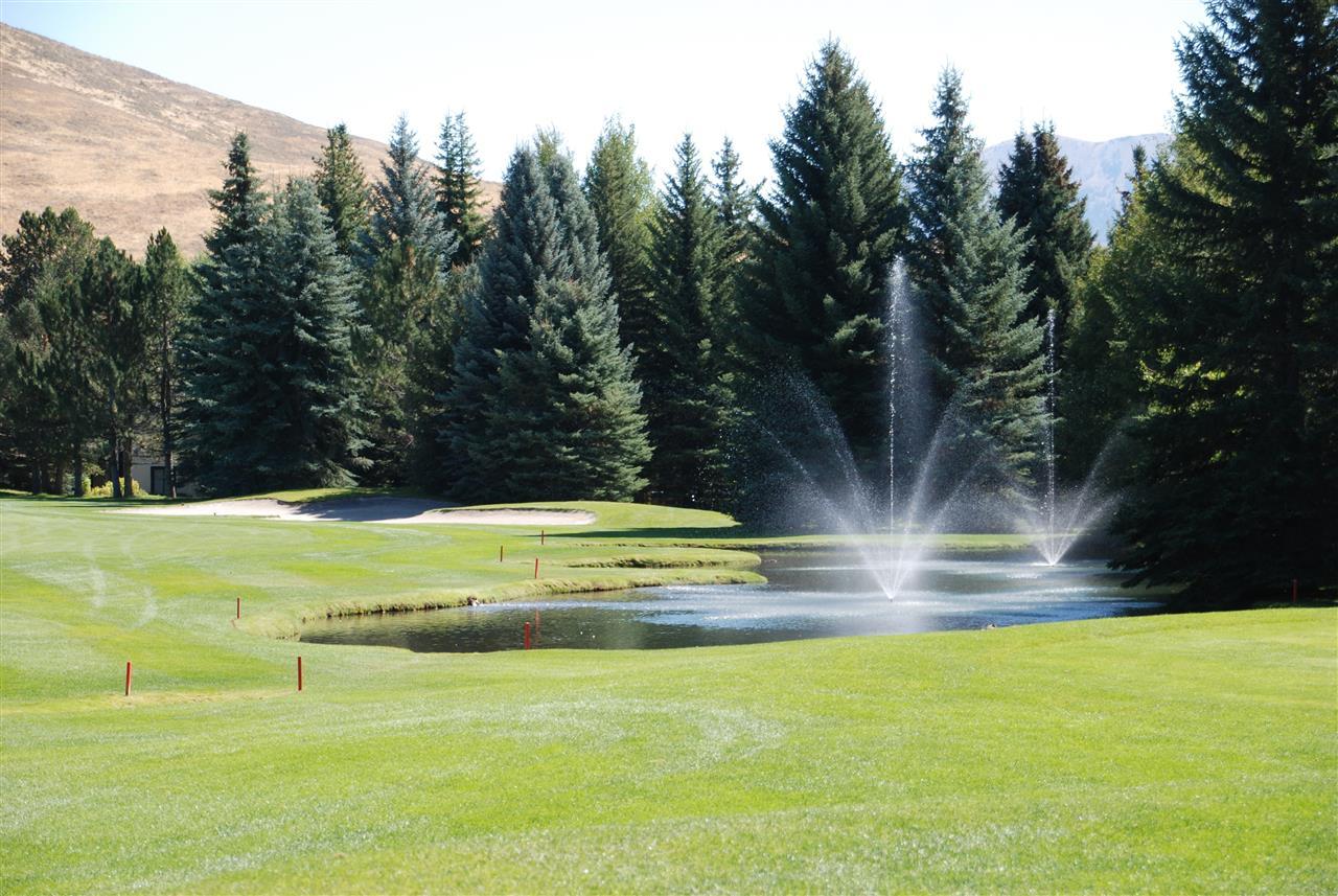 Sun Valley Golf Course, Idaho