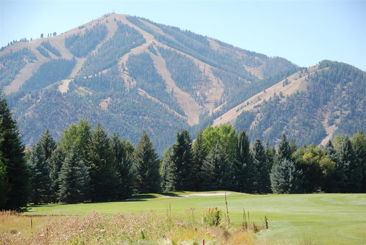 Baldy Mountain, Sun Valley, Idaho