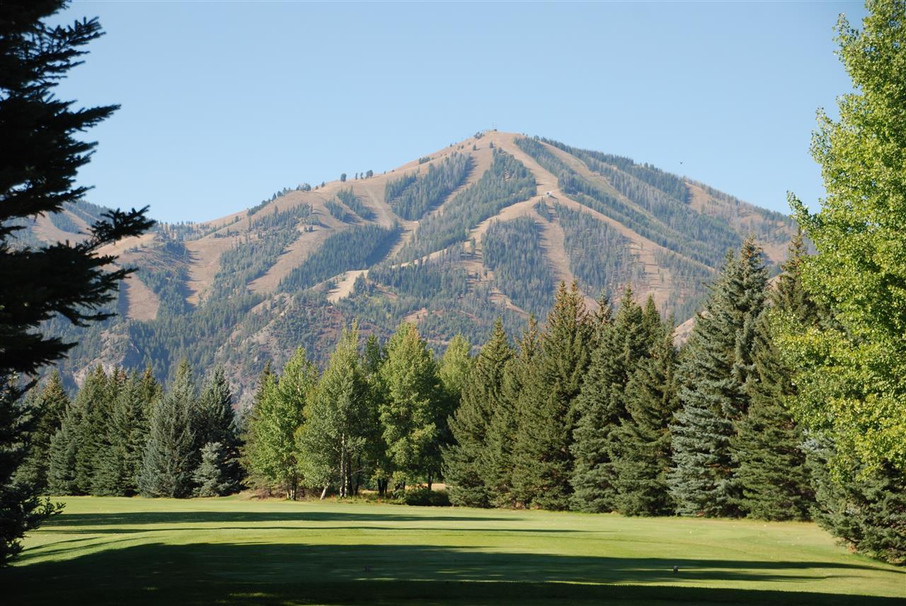Mt Baldy, Sun Valley, Idaho