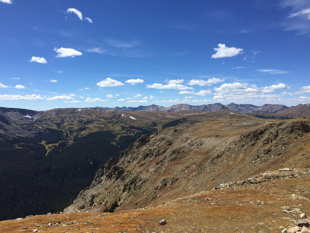 Trail Ridge Road, Rocky Mountain National Park, CO