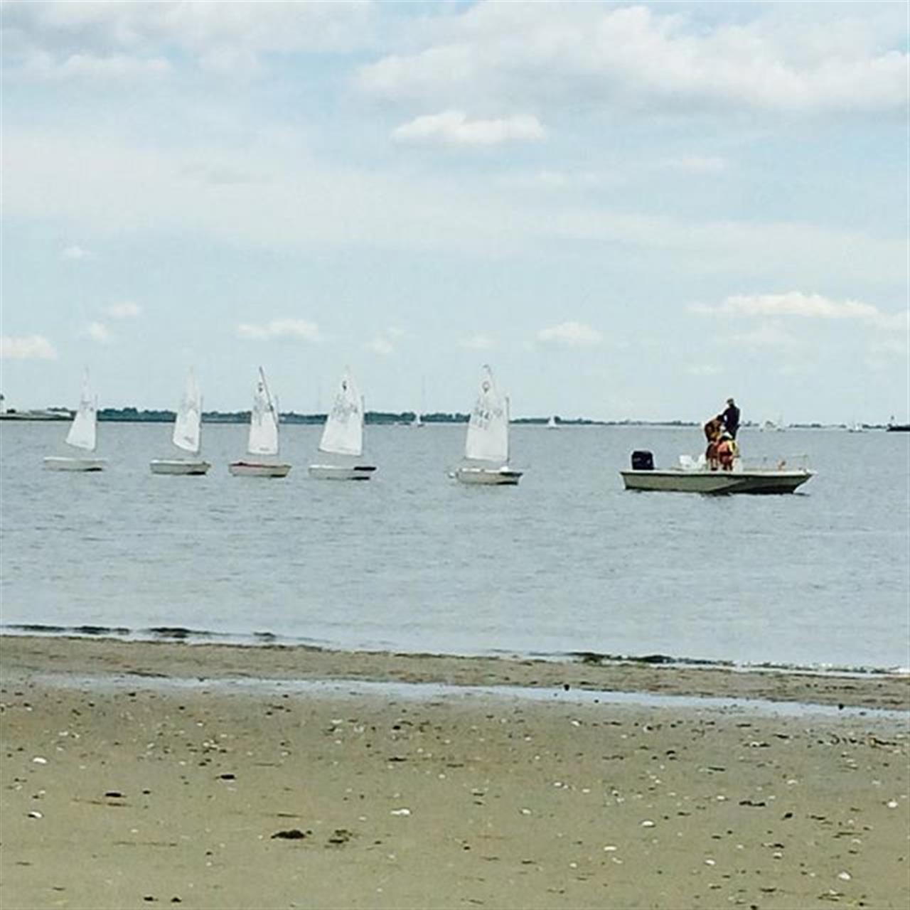 Your ship awaits! #coastalconnecticut #FairfieldCT #fairfieldctbeaches #penfieldbeach #LeadingRELocal