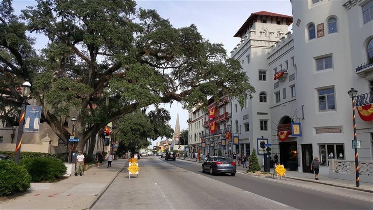#StAugustine #KingStreet #CasaMonicaHotel #Celebrate450 #Florida #History