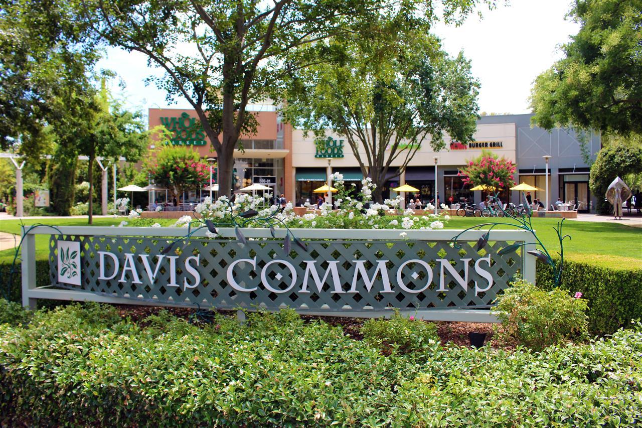 Davis Commons Davis, CA #LeadingRELocal  #LyonRealEstate