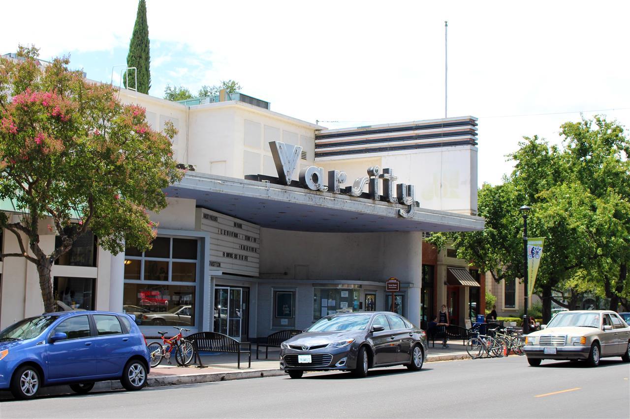 Varsity Theater Davis, CA #LeadingRELocal  #LyonRealEstate
