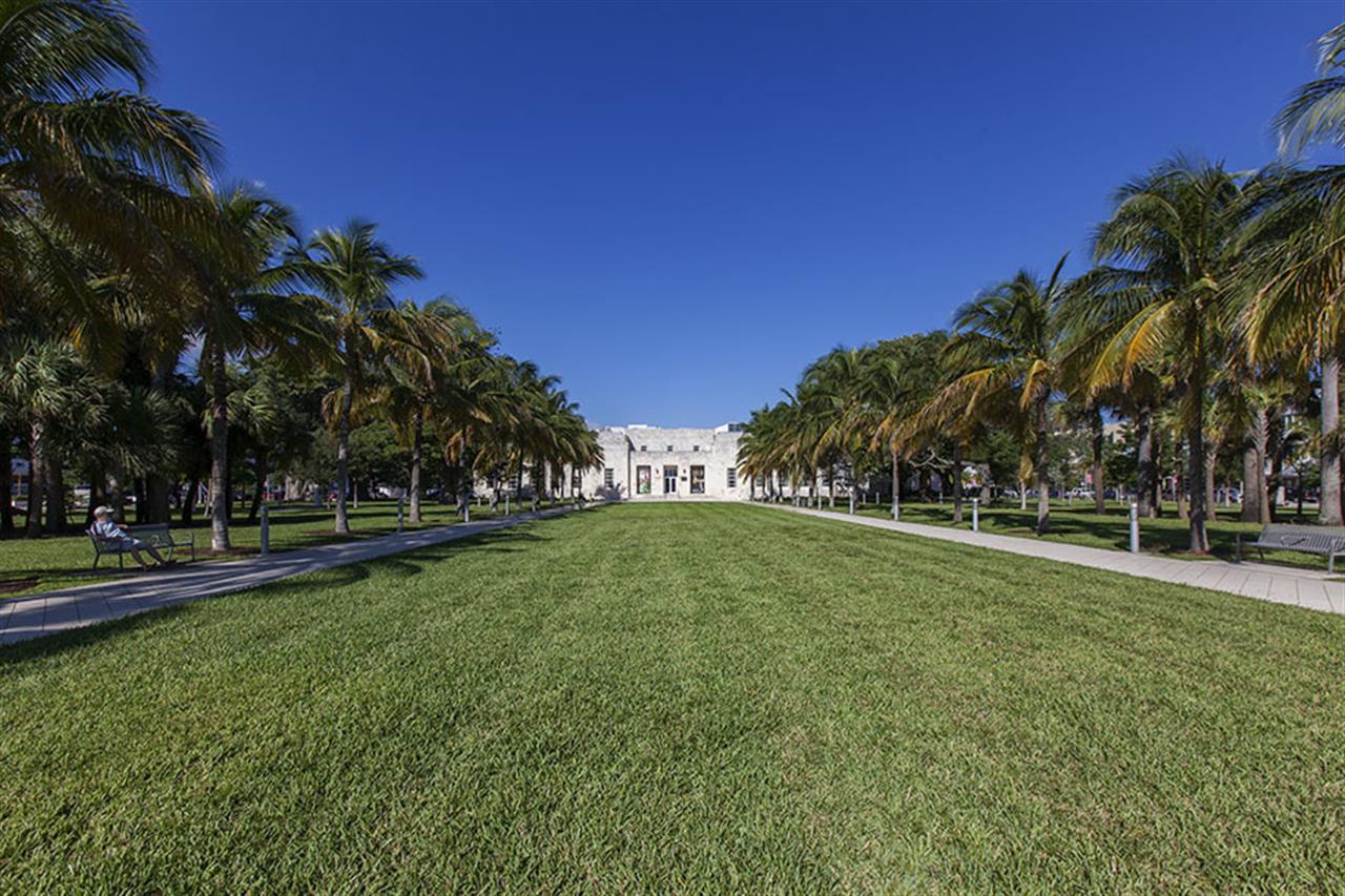 Bass Museum Miami Beach