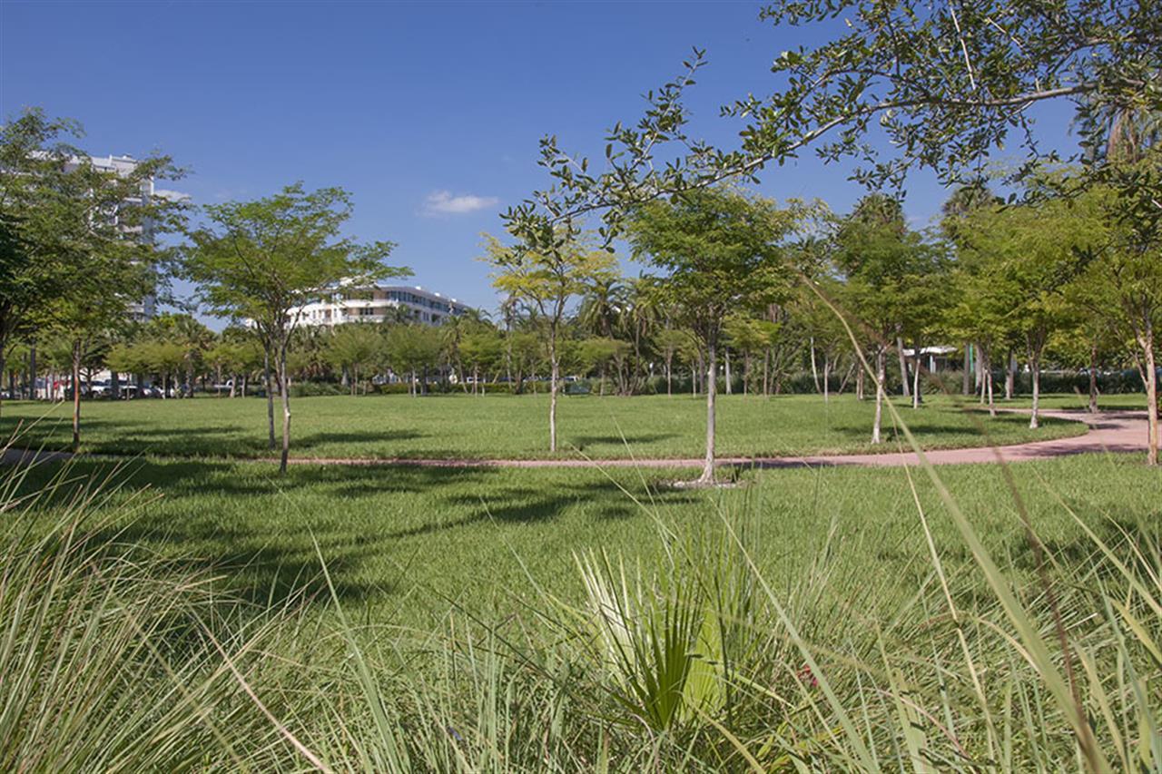 Miam Beach Belle Isle Park