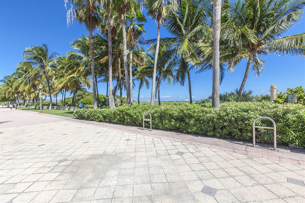 Miam Beach Boardwalk -71 St.