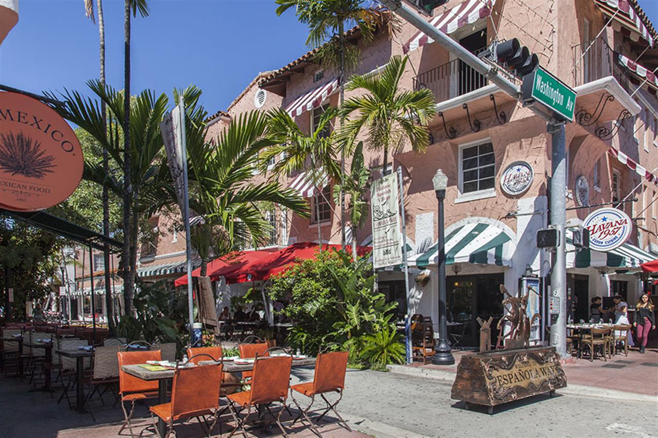 Miami Beach - Espanola Way