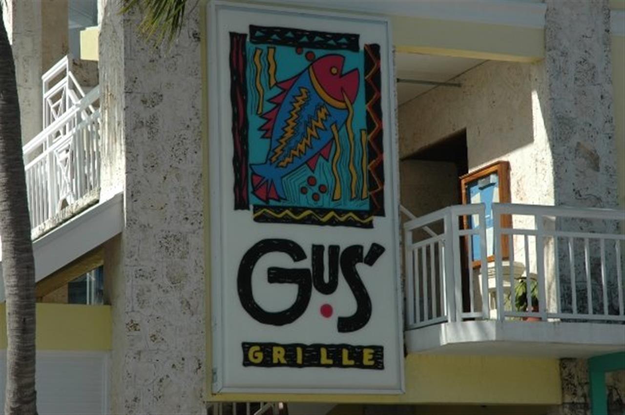 Gus' Grille - Key Largo #leadingrelocal #flkeys