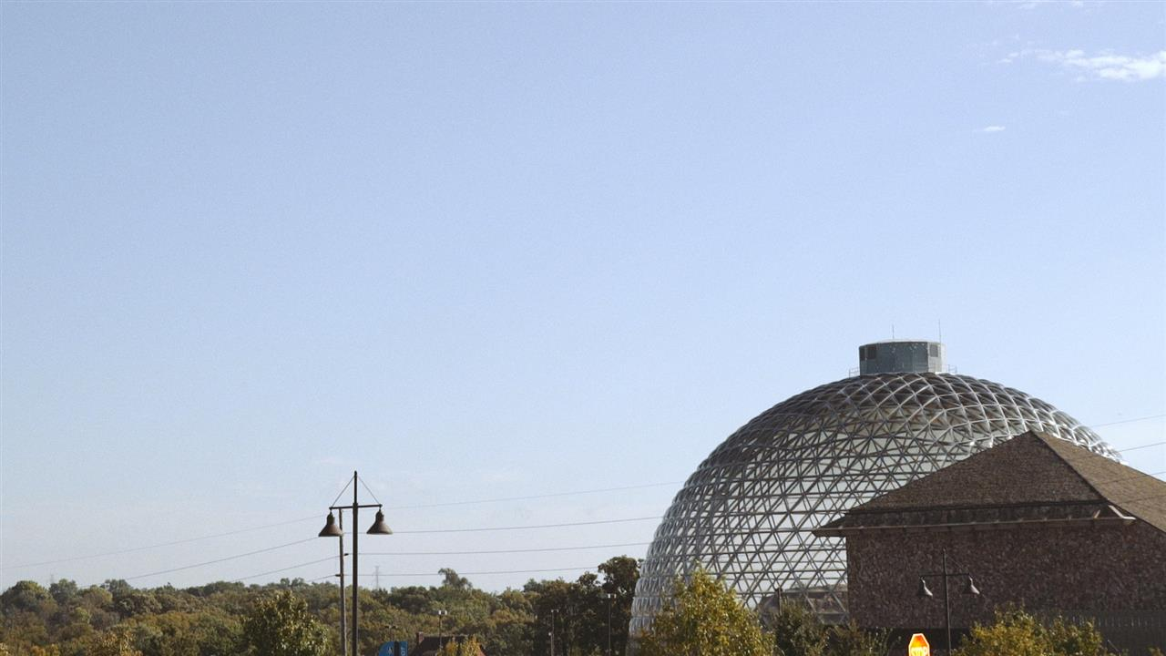 Henry Doorly Zoo Dome