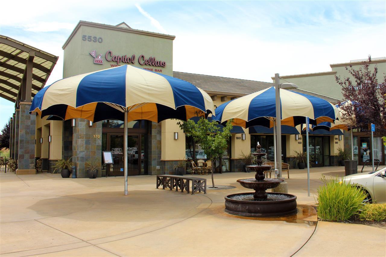 Upscale shopping center located in Granite Bay, CA. #LeadingRELocal #LyonRealEstate