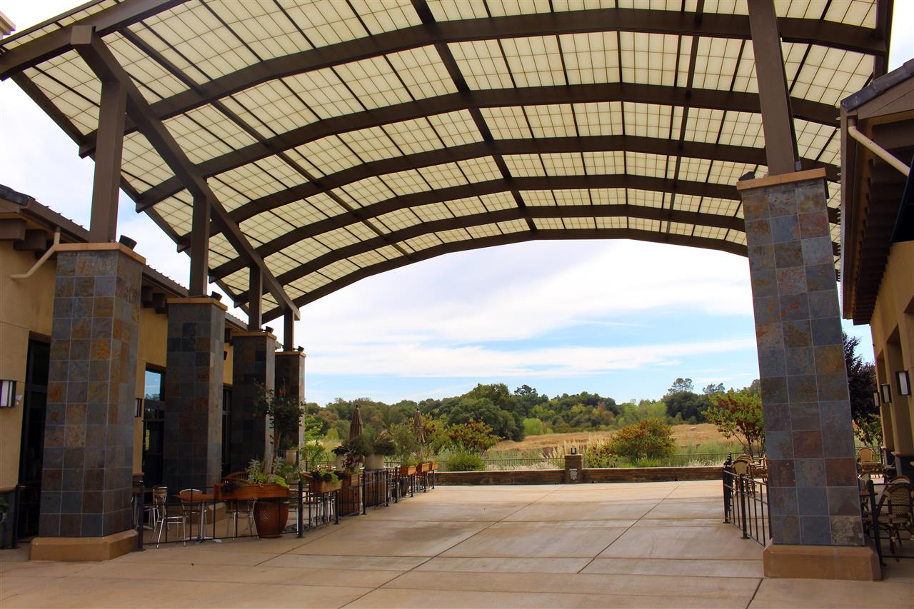 Upscale shopping center with a beautiful Granite Bay view. #LeadingRELocal #LyonRealEstate