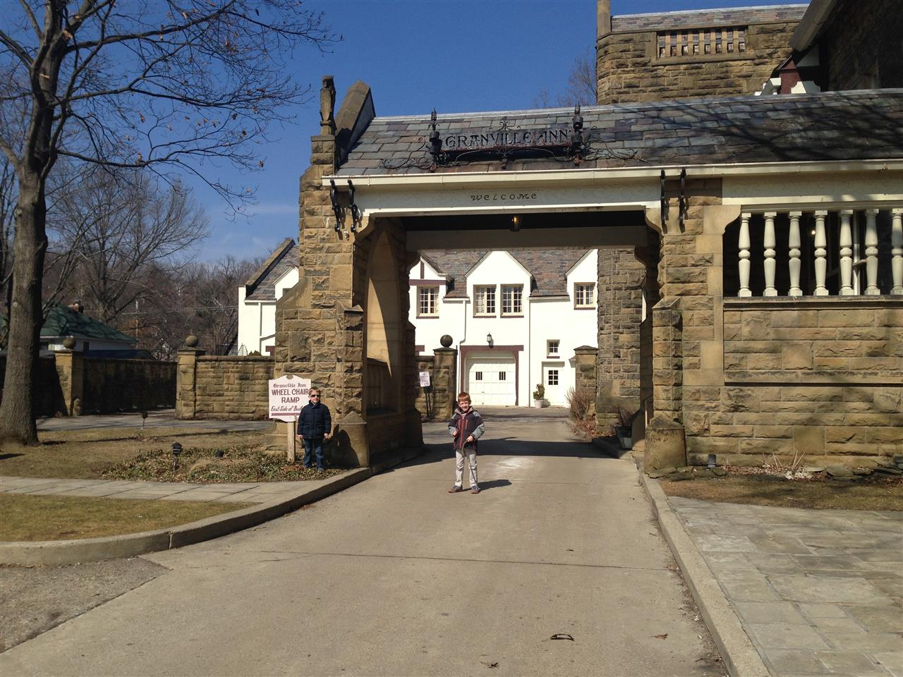 Granville Inn, Granville, Ohio