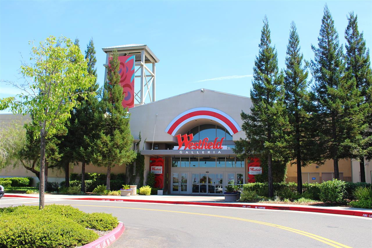 Westfield Galleria Mall in Roseville, CA. #LyonRealEstate #LeadingRELocal