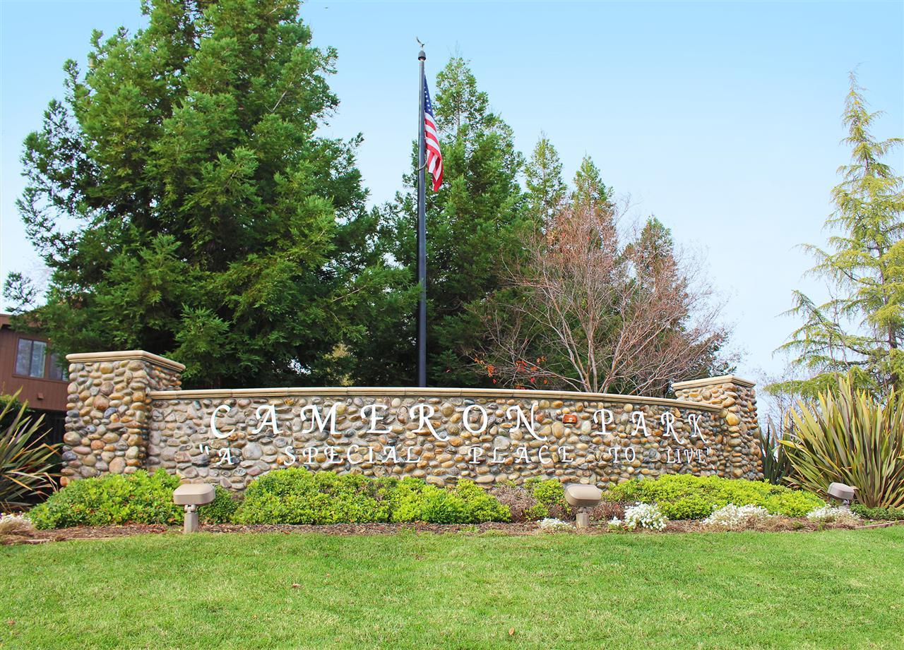 Cameron Park Sign Cameron Park, CA #LeadingRELocal #LyonRealEstate