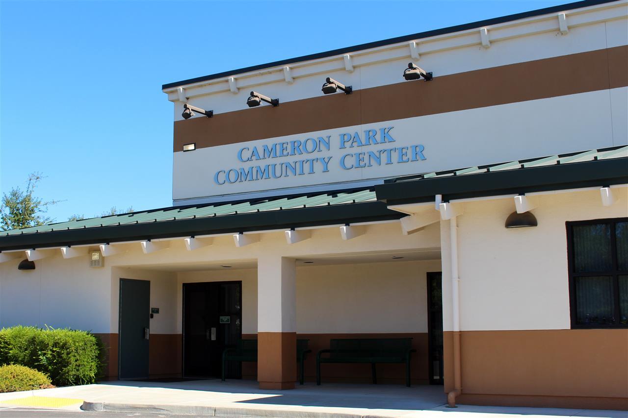 Cameron Park Community Center Cameron Park, CA #LeadingRELocal #LyonRealEstate