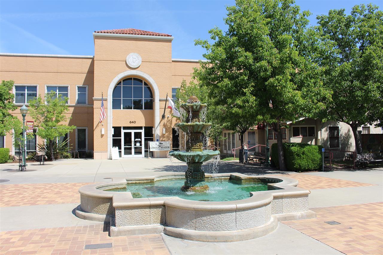 Lincoln Area Archive Museum located in Downtown Lincoln, CA. #LeadingRELocal #LyonRealEstate
