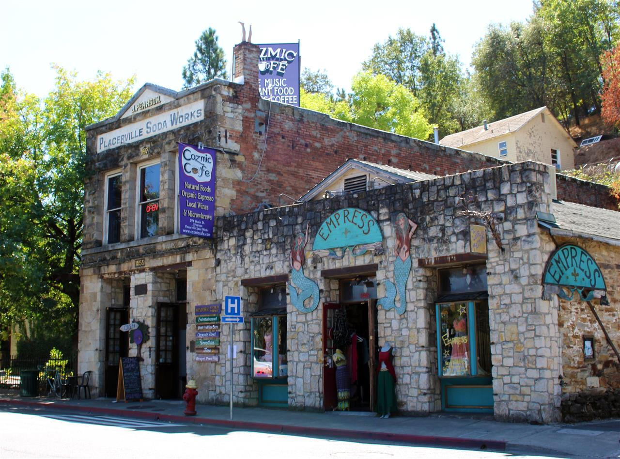 Downtown Placerville Placerville, CA #LeadingRELocal  #LyonRealEstate