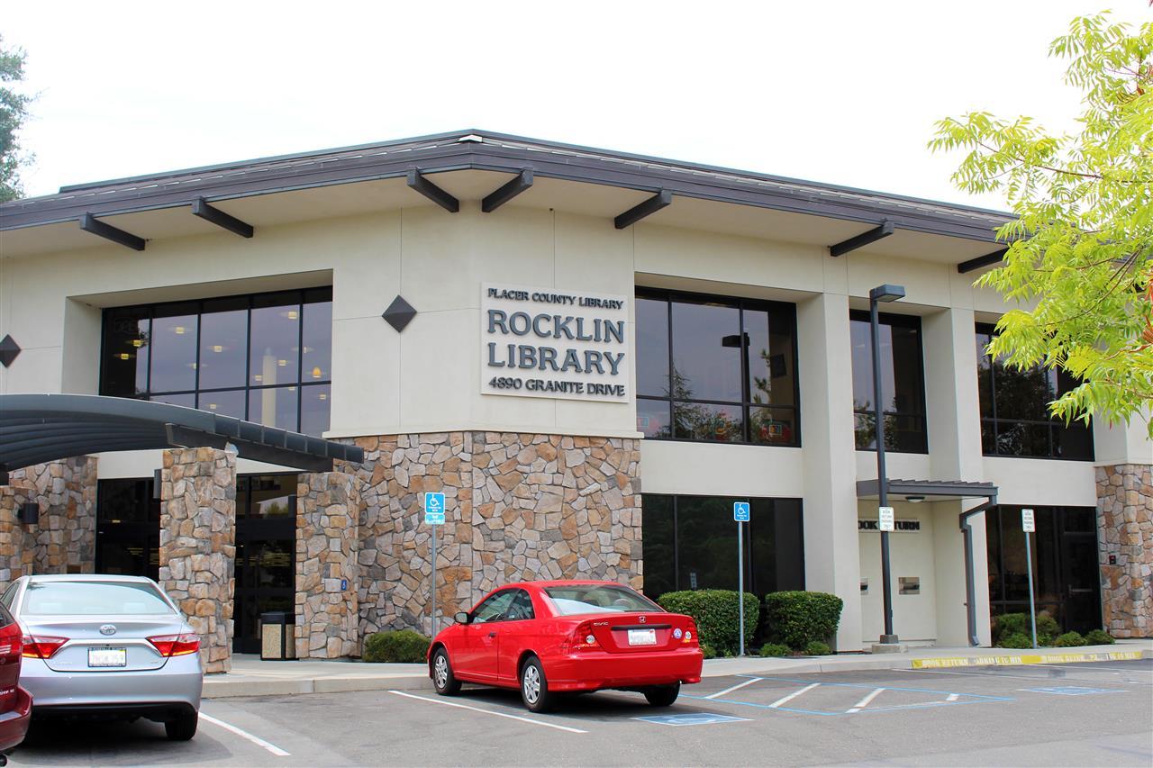 Rocklin Library Rocklin, CA #LeadingRELocal  #LyonRealEstate