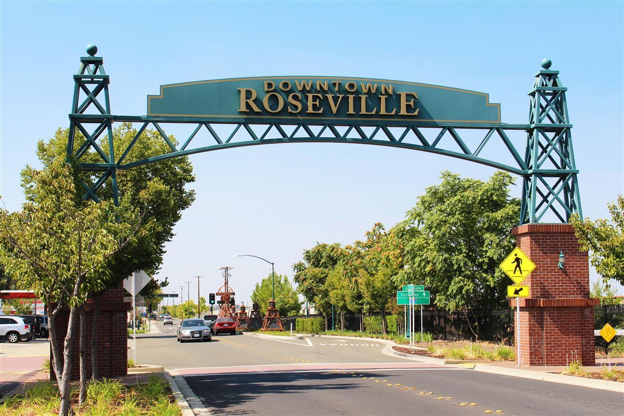 Downtown Roseville Roseville, CA #LeadingRELocal  #LyonRealEstate