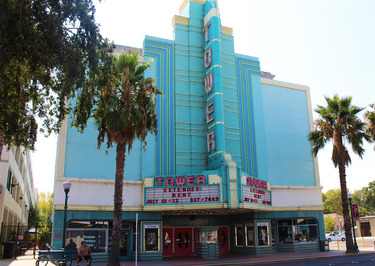 Tower Theater Roseville, CA #LeadingRELocal  #LyonRealEstate