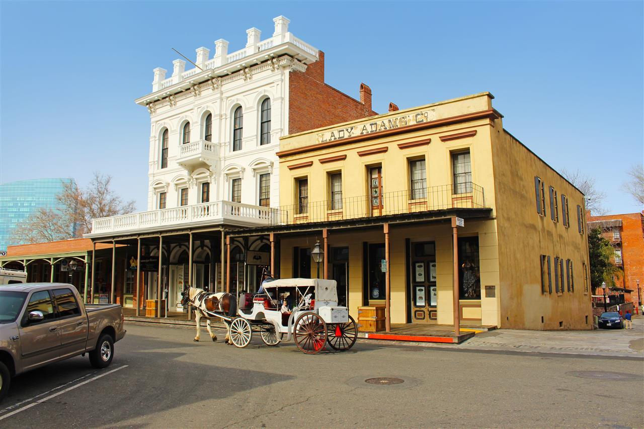 Old Sacramento Sacramento, CA #LeadingRELocal  #LyonRealEstate