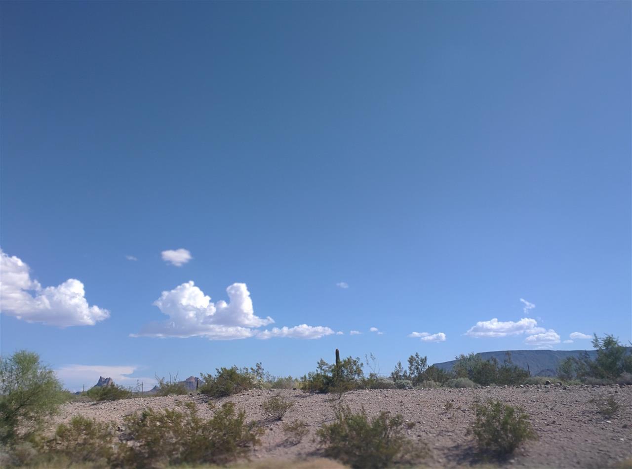 Scenery on I-10 west of Phoenix