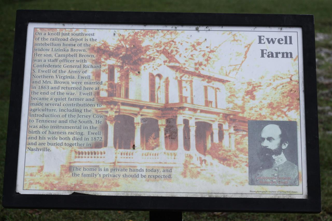 Spring Hill History