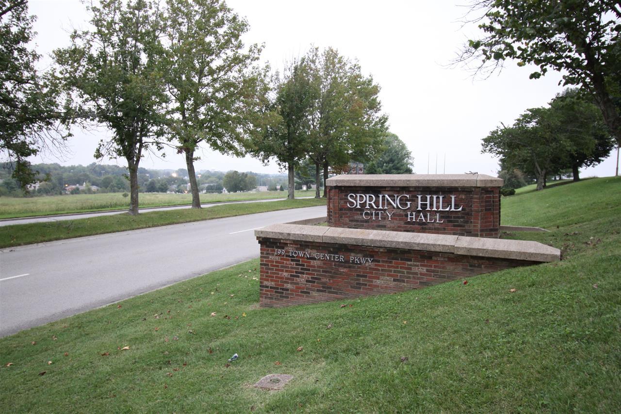 Spring Hill City Hall