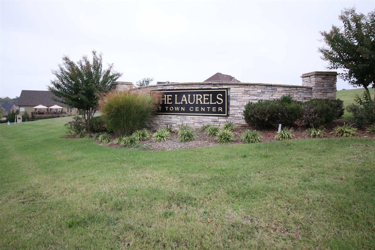 "Subdivision ""Laurels At Town Center"""