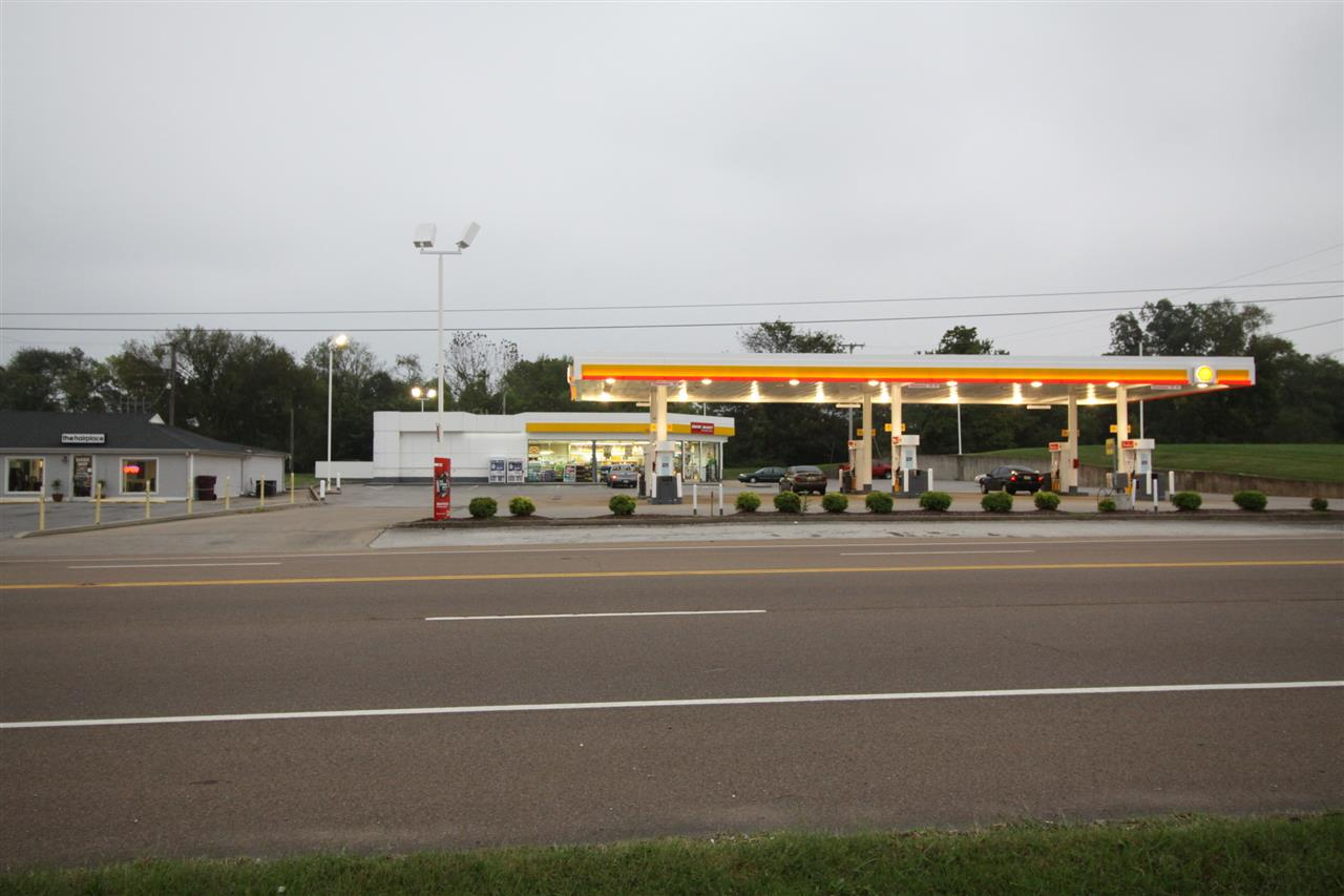 Shell Gas Station Maury County