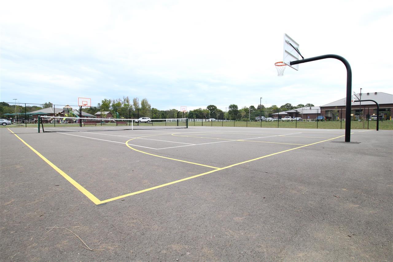 Basket Ball/Tennis Courts Spring Hill Parks & Recreation Park Address: 4237 Port Royal Rd, Spring Hill, TN 37174