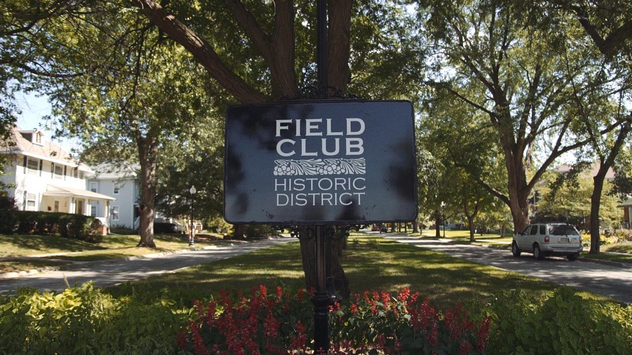 Field Club Historic District