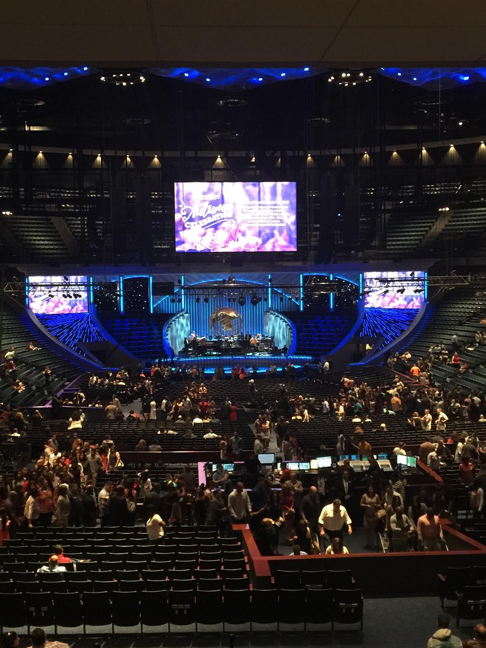 Lakewood Church Houston TX