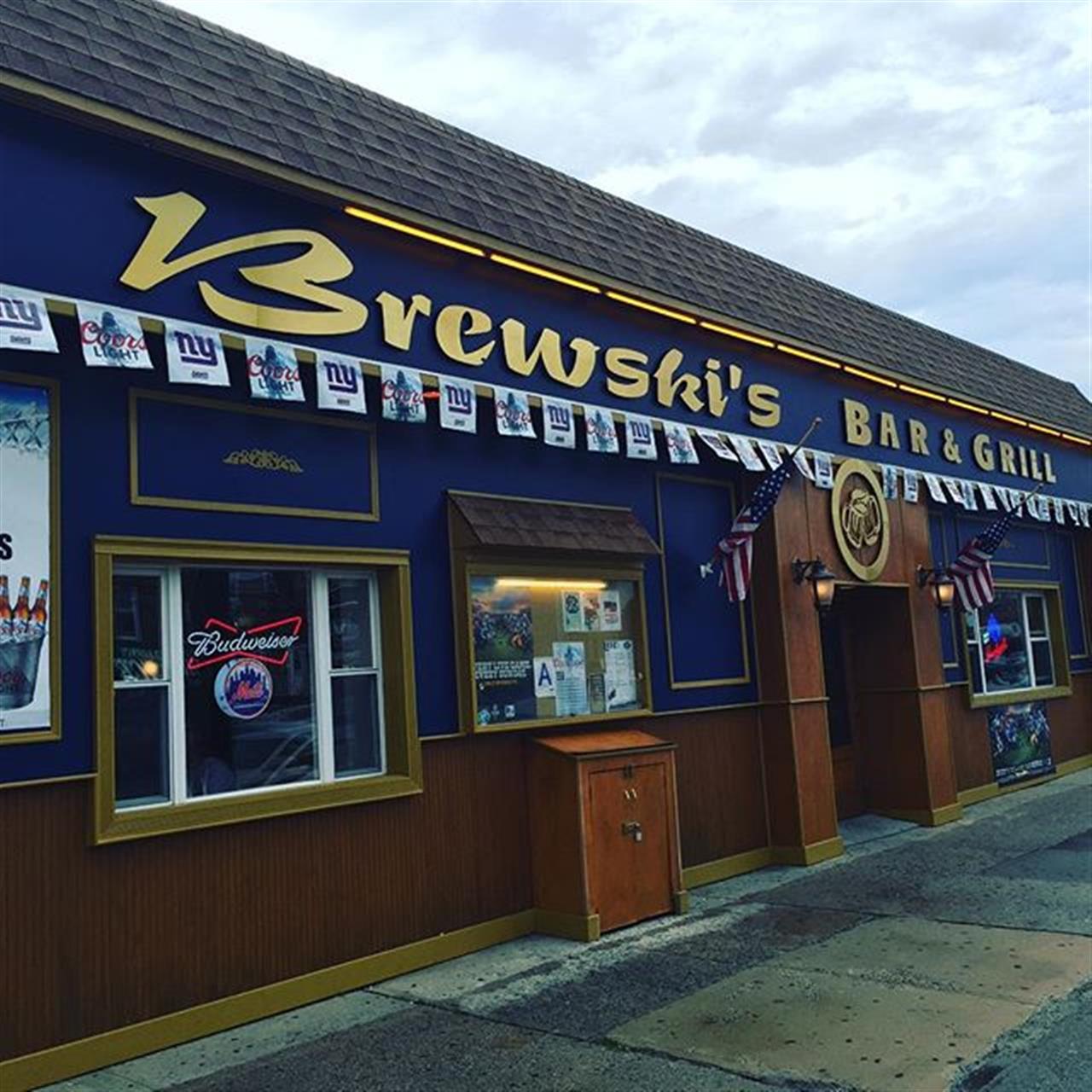 #TheBronxIs Brewskies Located in #throggsneck great place to watch the #nyjets #nygiants  #OSCARRIGAMONTY #OR #OPOTD #Bronx #RealEstate #trulia #realtor #zillow #homes #property #newyorkcity #NYC #bronxdoesitbest #eyesonthebronx #pantigagroup #brewskis #leadingre #bronx
