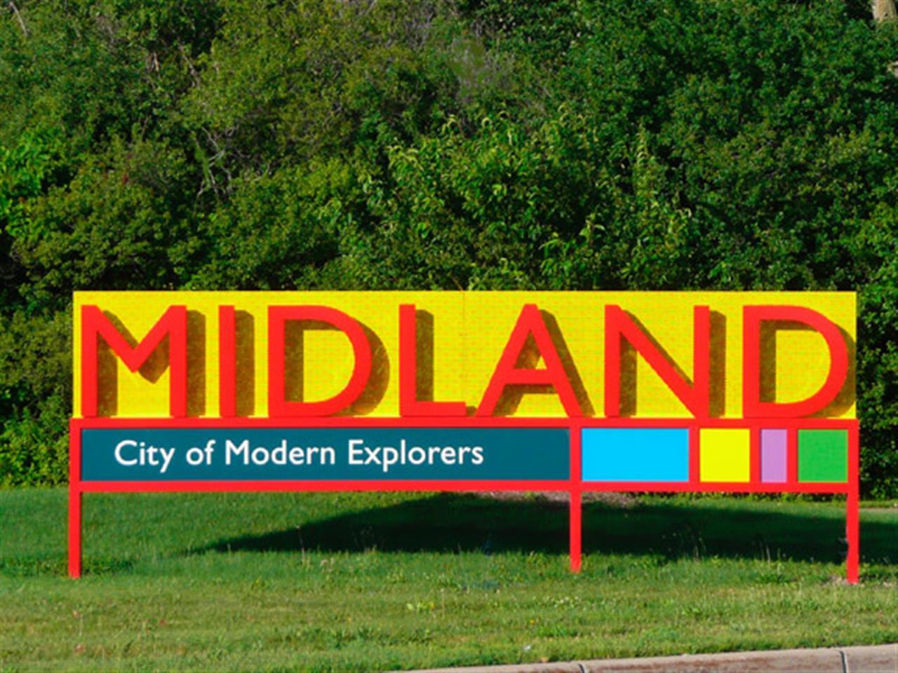 Midland, MI